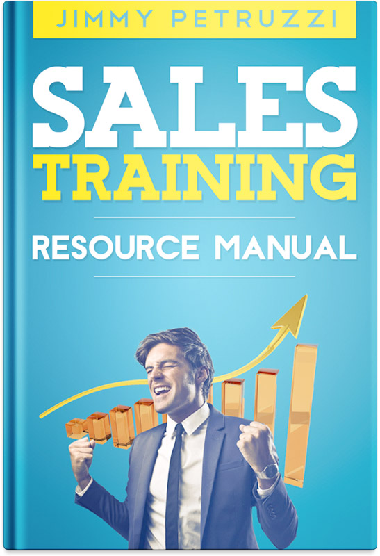 Sales Training Resource Manual