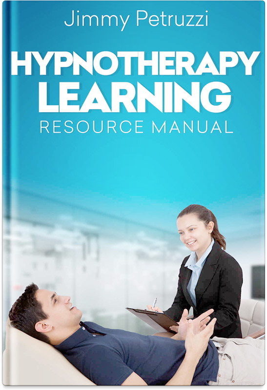 Hypnotheraphy learning resource manual